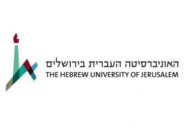 האוניברסיטה העברית לוגו מעוצב
