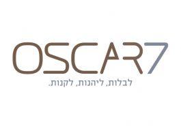 אוסקר 7 לוגו מעוצב