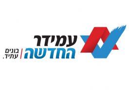 עיצוב לוגו לעסק עמידר