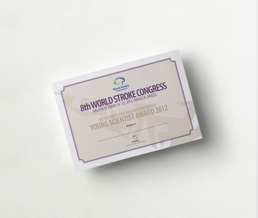 WSO Certificate