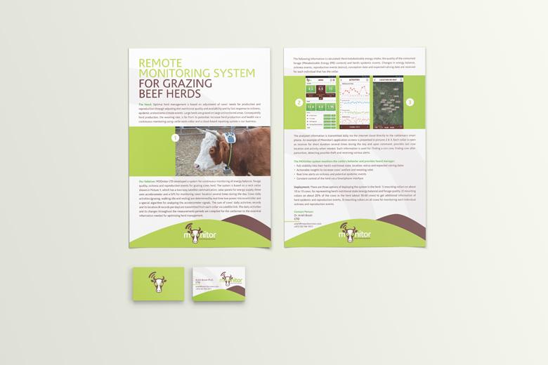 brochure&card